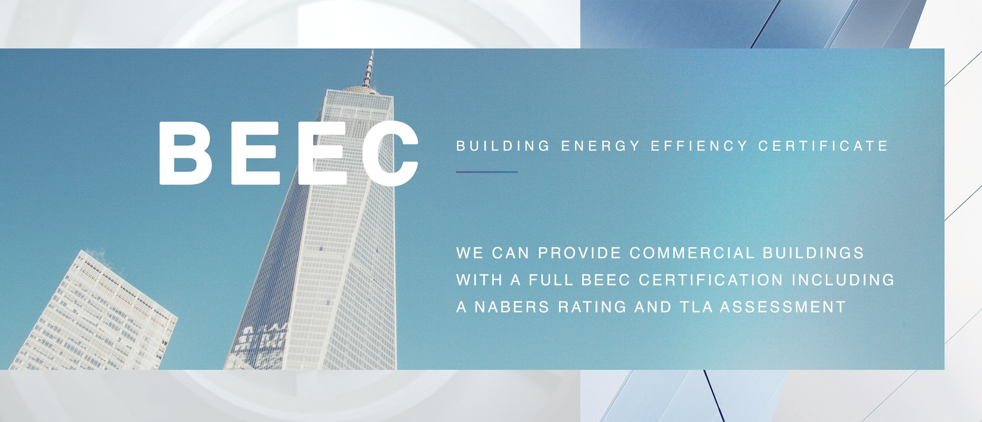 Building Energy Efficiency Certificate