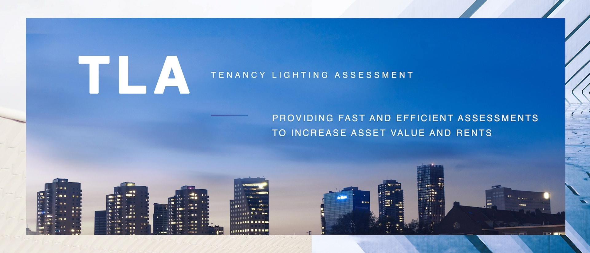 Tenancy Lighting Assessment
