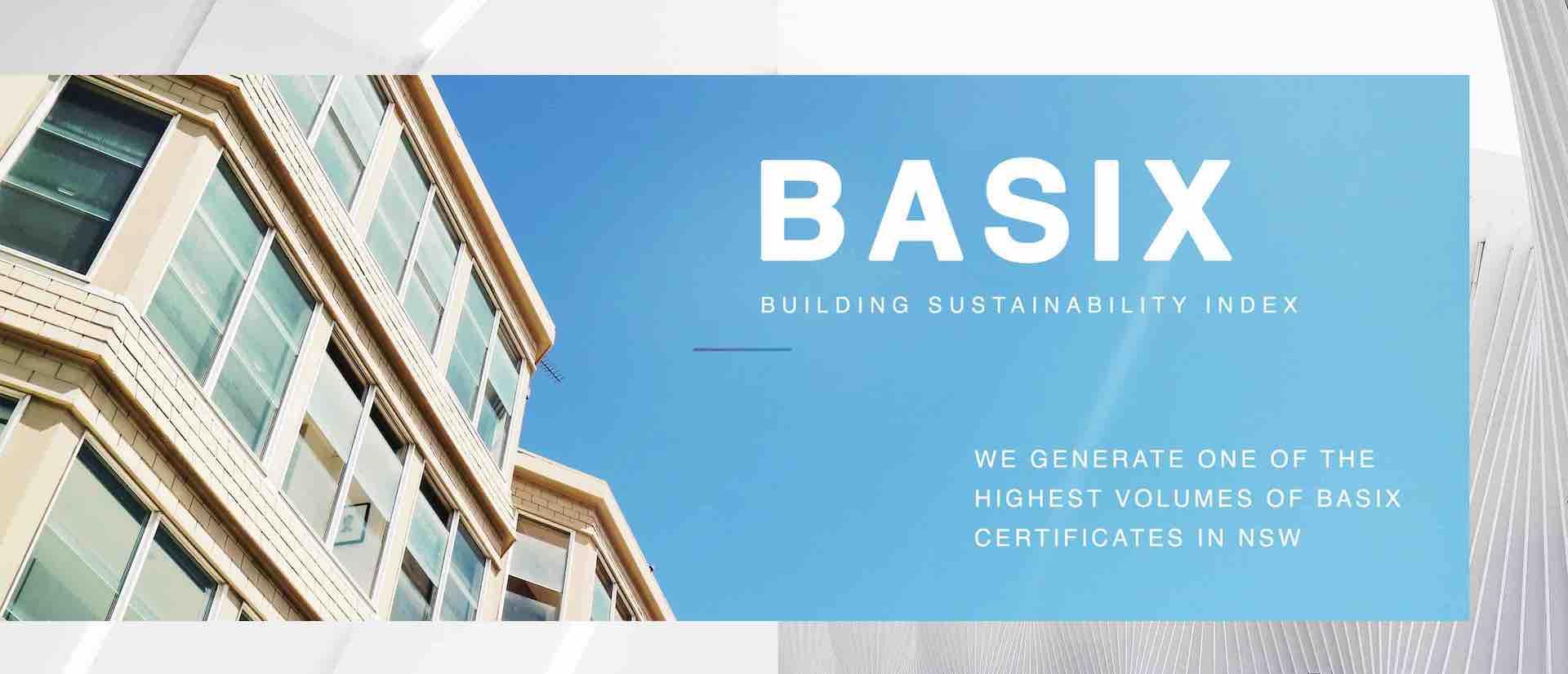 Basix Certificate 2018