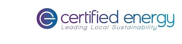 Certified Energy Logo