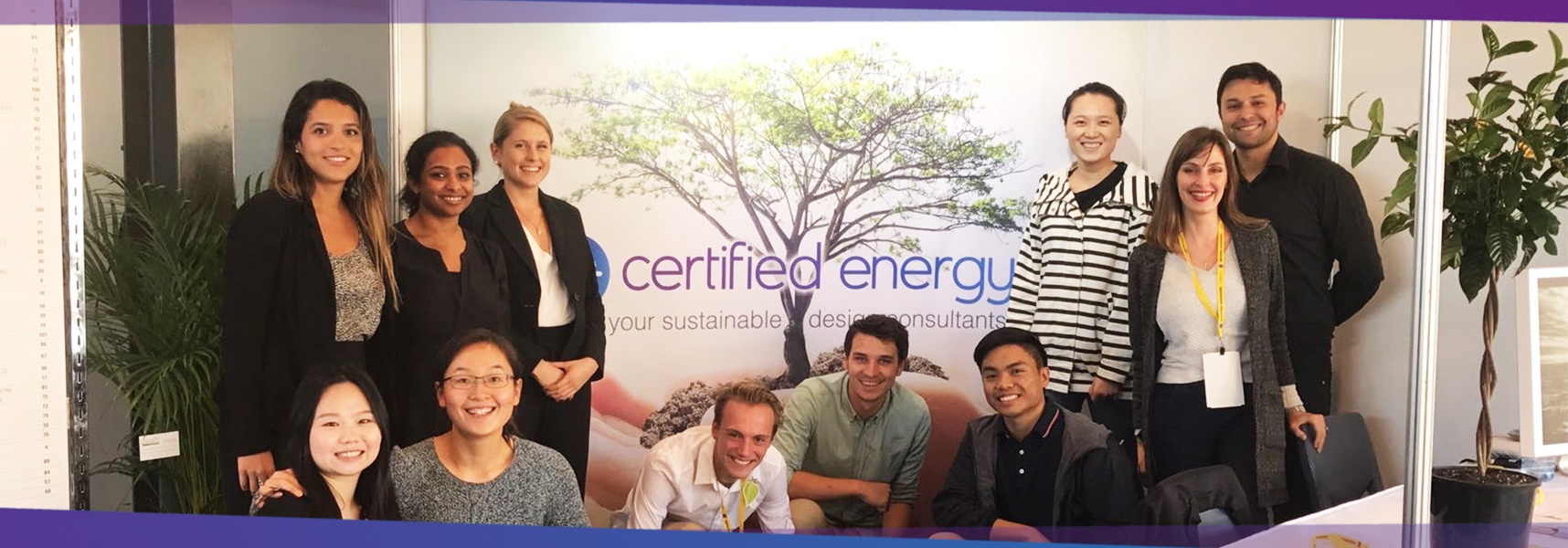 Welcome to the Certified Energy Careers Page
