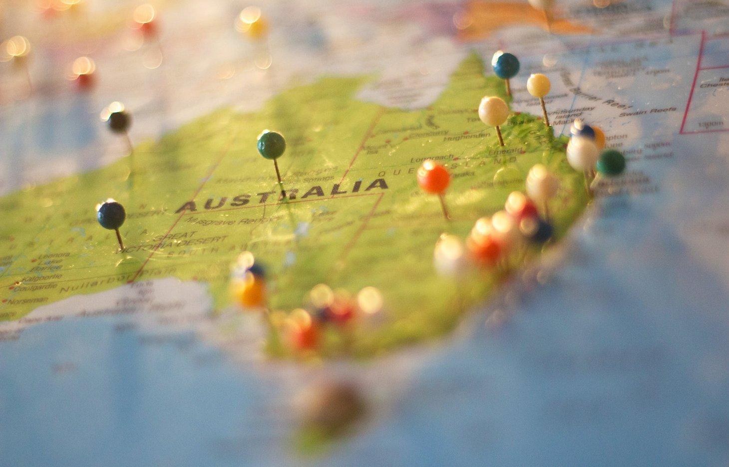 Ma of Australia for climate sensitive design