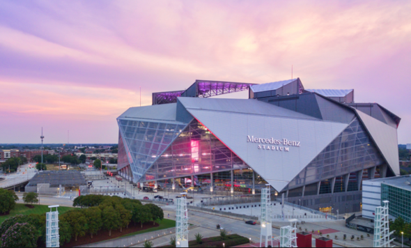 Figure 6 shows Mercedes-Benz Stadium—Atlanta, USA (8)