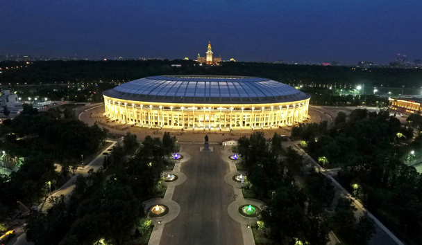 Figure 8 shows Luzhniki Stadium—Moscow, Russia (15)
