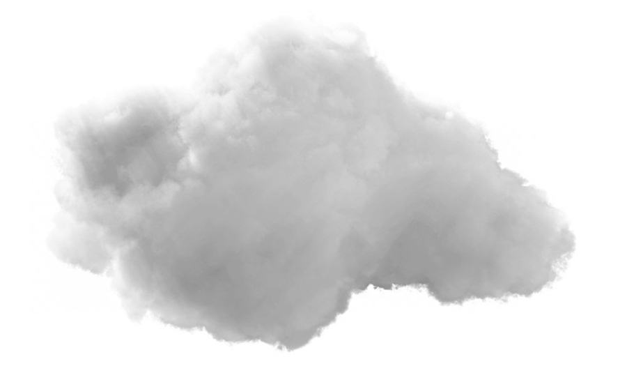Image of cloud for climate sensitive design