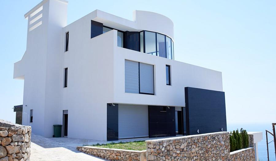 BASIX home exterior
