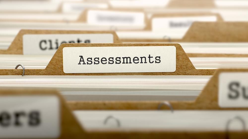 Image of Assessment folder