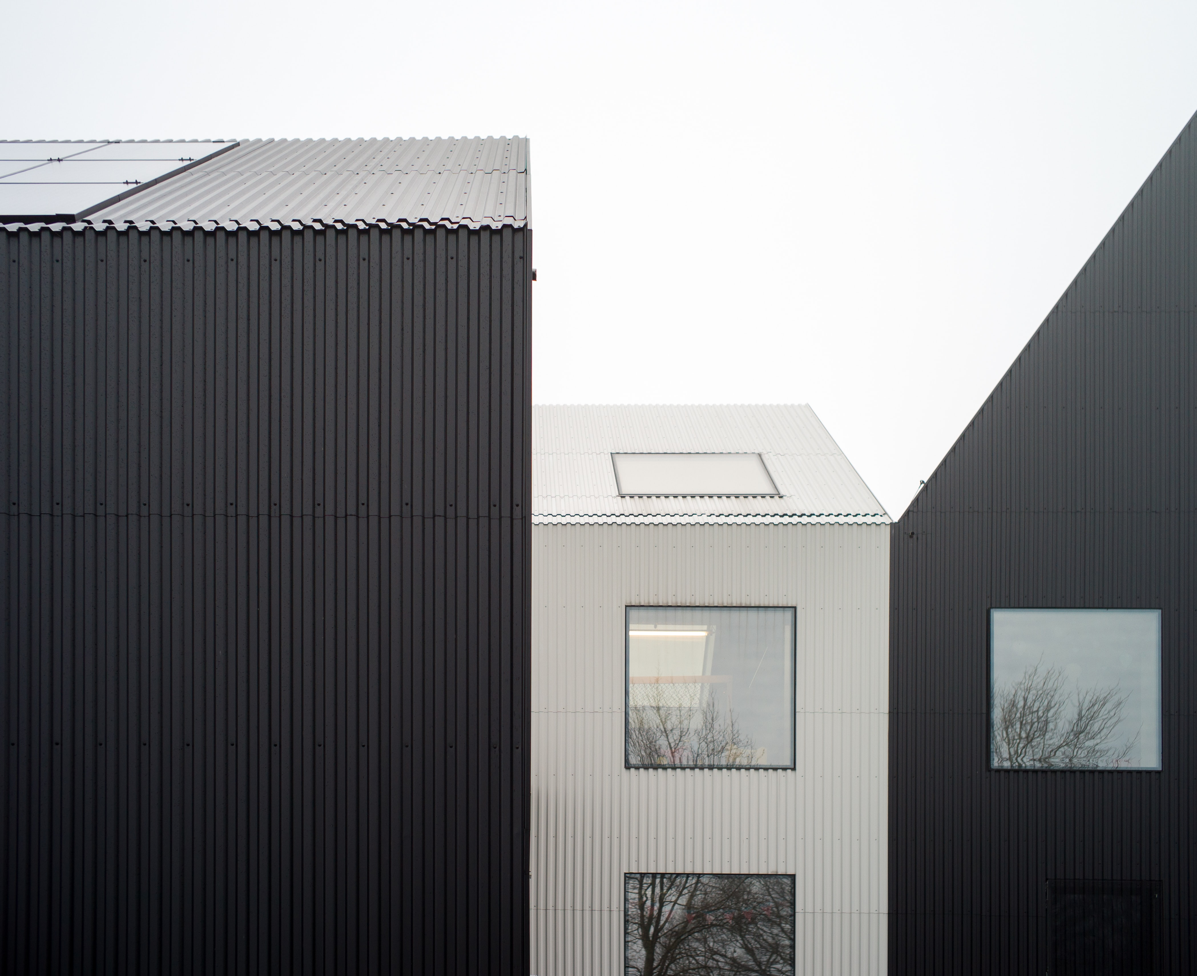 Image of building for STORM sustainable design